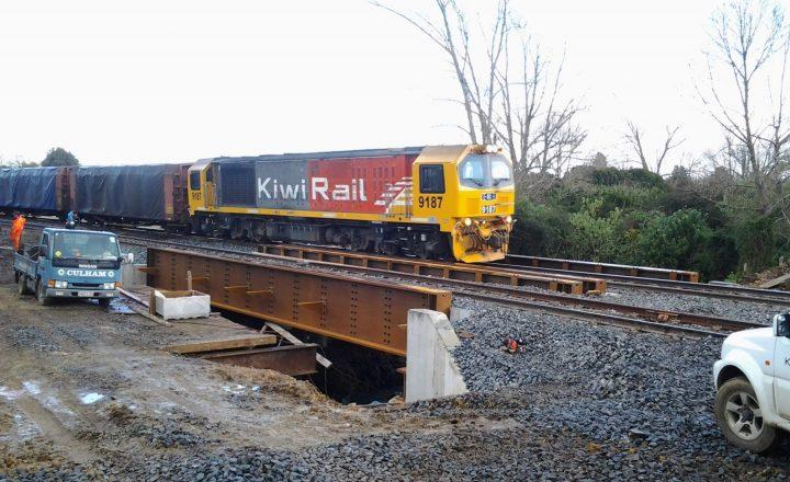 Kiwi Rail Bridges