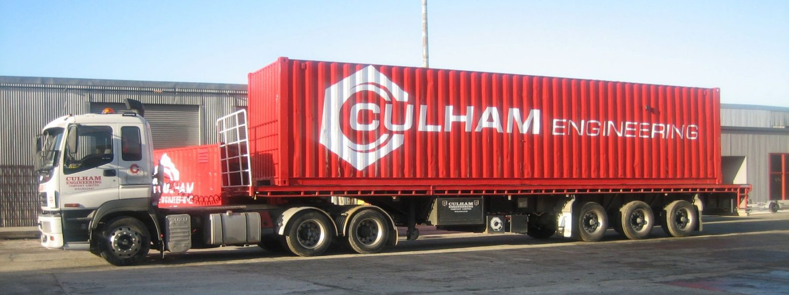 Heavy Haulage Trucks