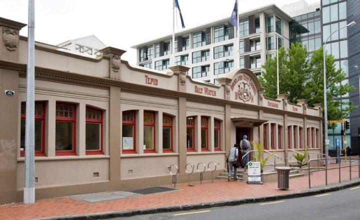 Refurbishment of the Tepid Baths Auckland