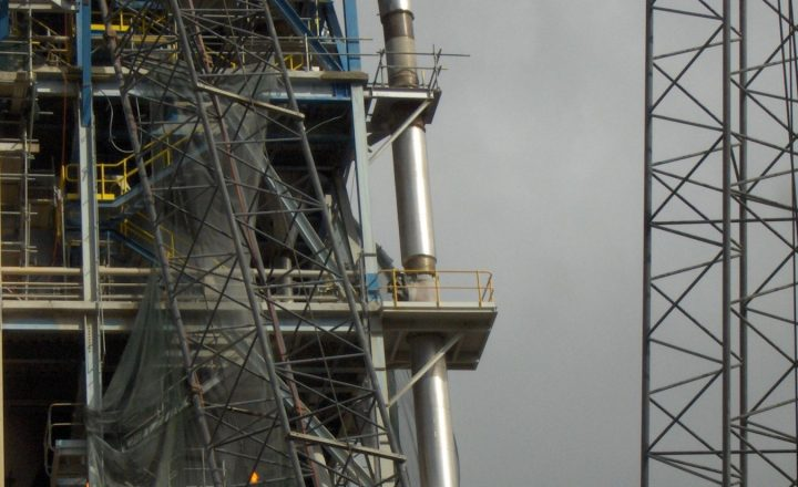 Golden Bay Cement Plant Upgrade