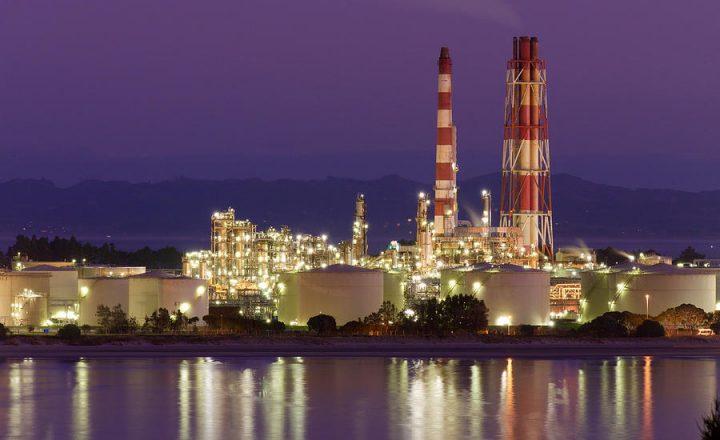 Oil Refinery Maintenance
