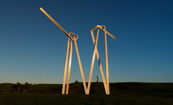 Gibbs Farm Sculpture