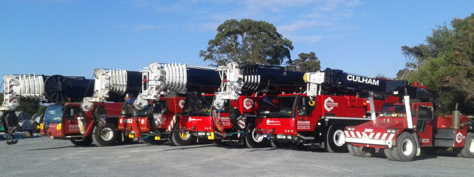 Mobile Cranes and Heavy Haulage Hire Whangarei