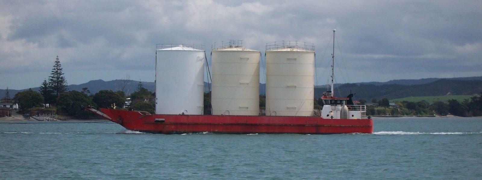 Marstel Terminals Tank