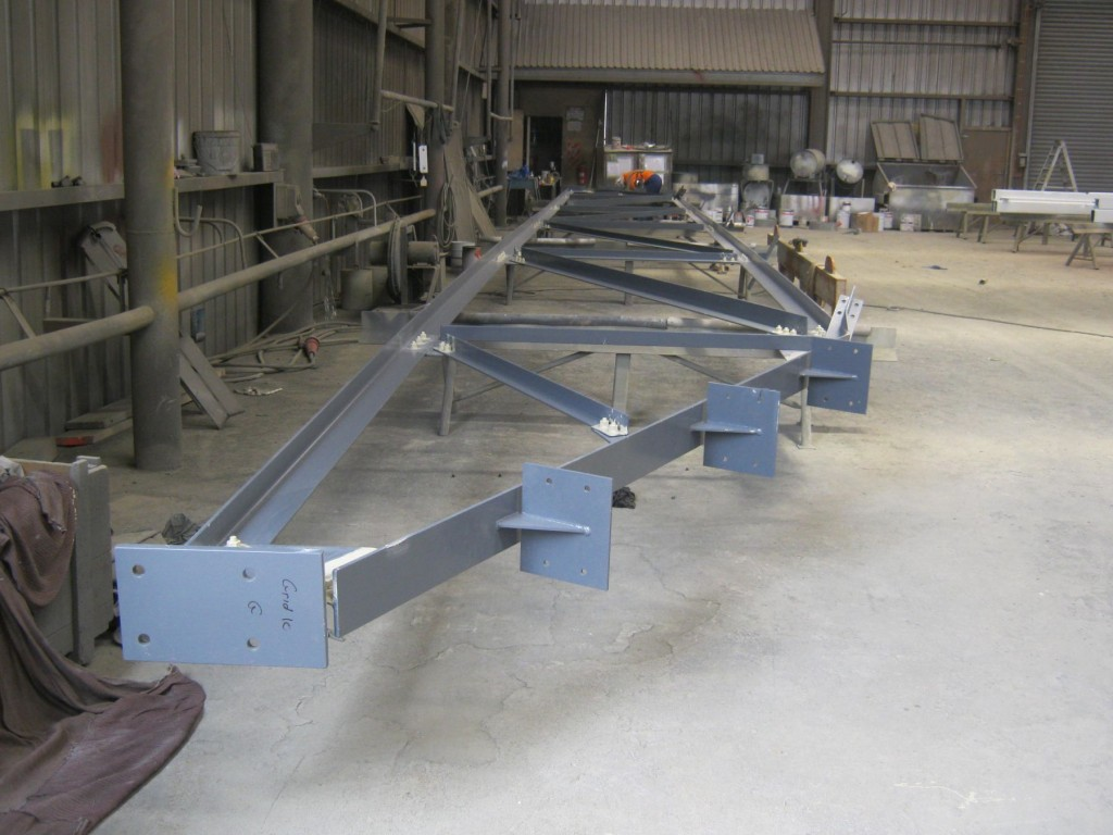 Painting & Abrasive Blasting Workshops Whangarei