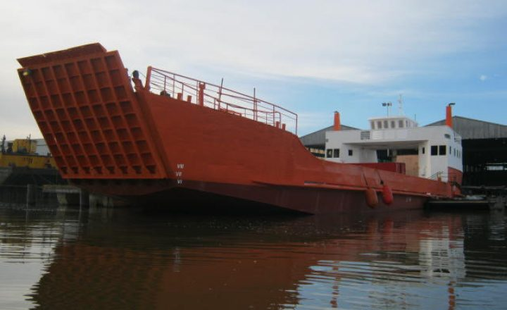 Barge Refurbishment
